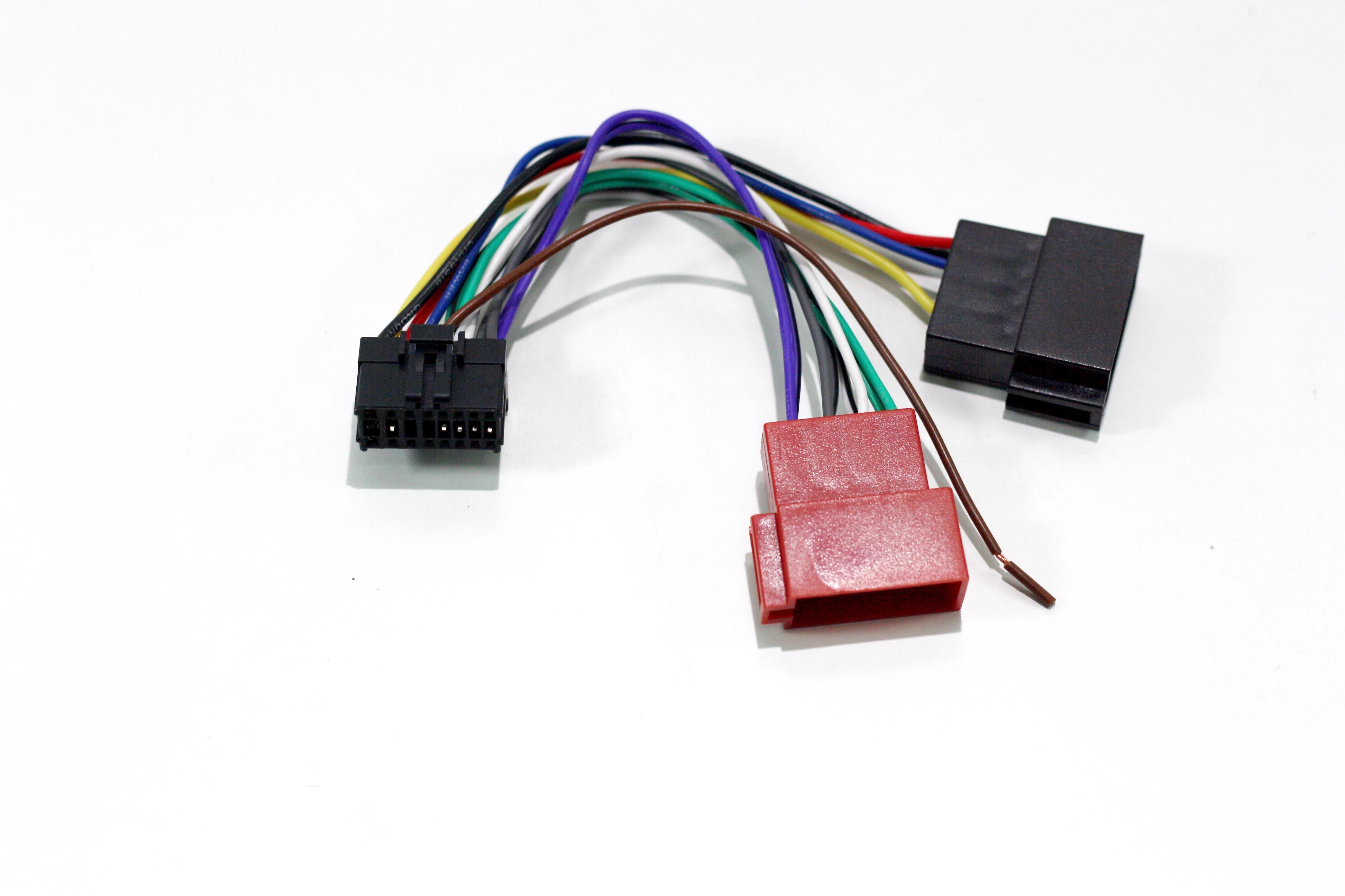 sainchargny.com Adapter Radio Anschluss Kabel fr Pioneer DEH Auto ...